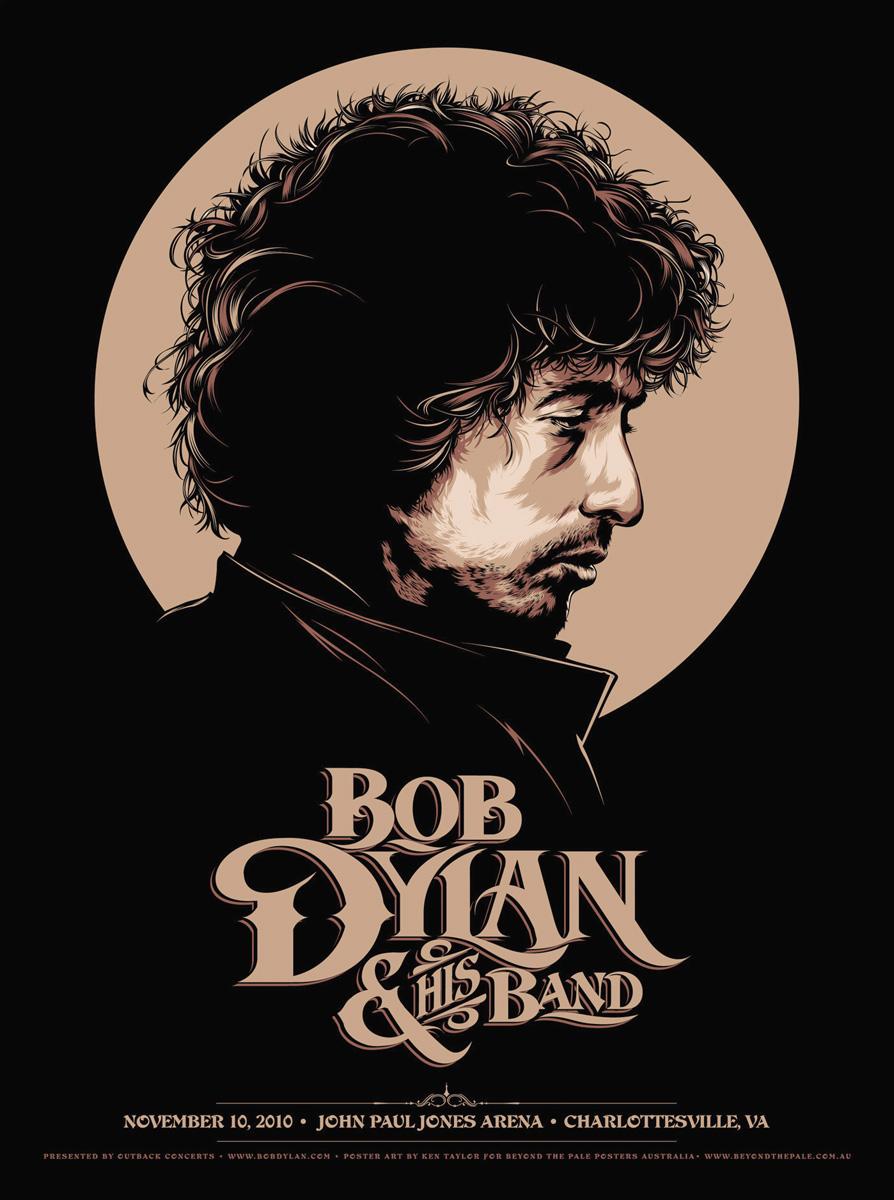 Bob Dylan Posters Tour